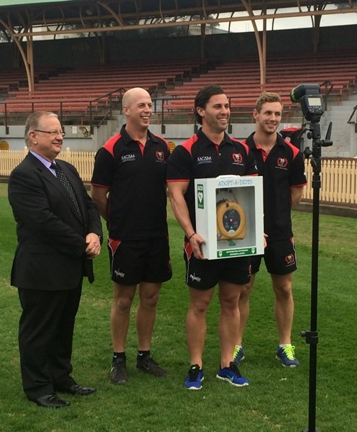 Adopt-A-Defib-Donation-to-Norths-RC