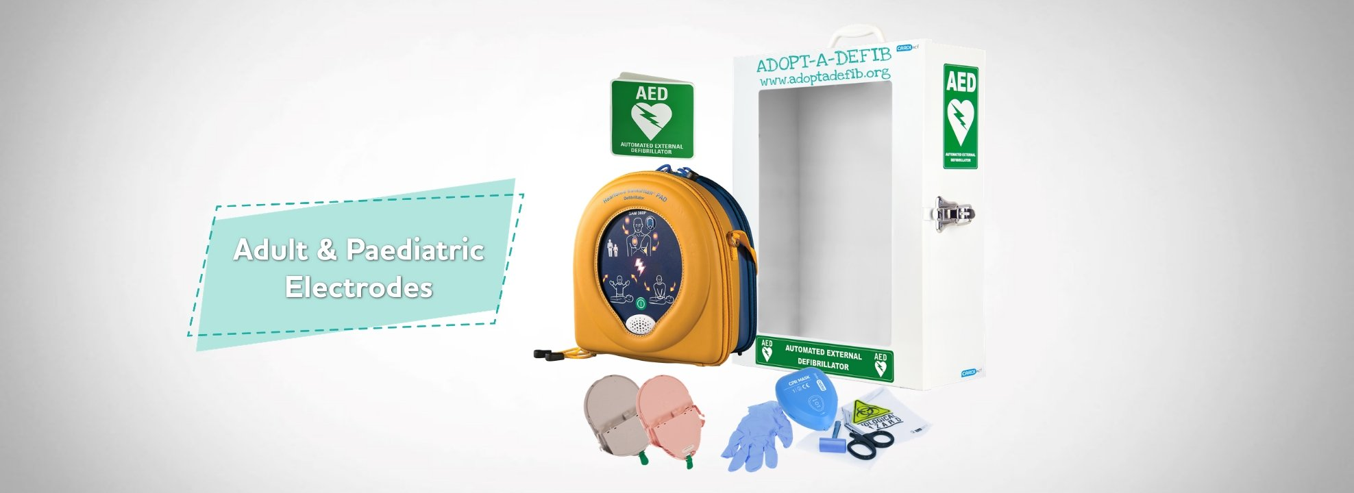 Basic Package_Fully Automatic Defib Package $2,790