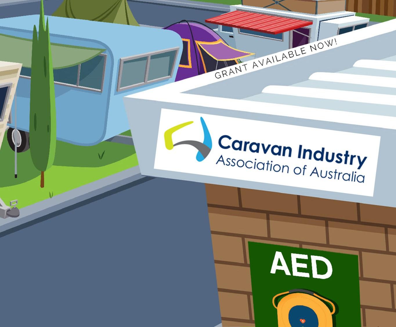 Caravan Park Defib Subsidy