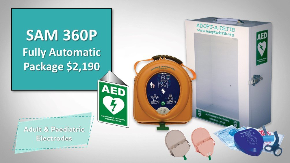 Fully-Automatic-Defib-package