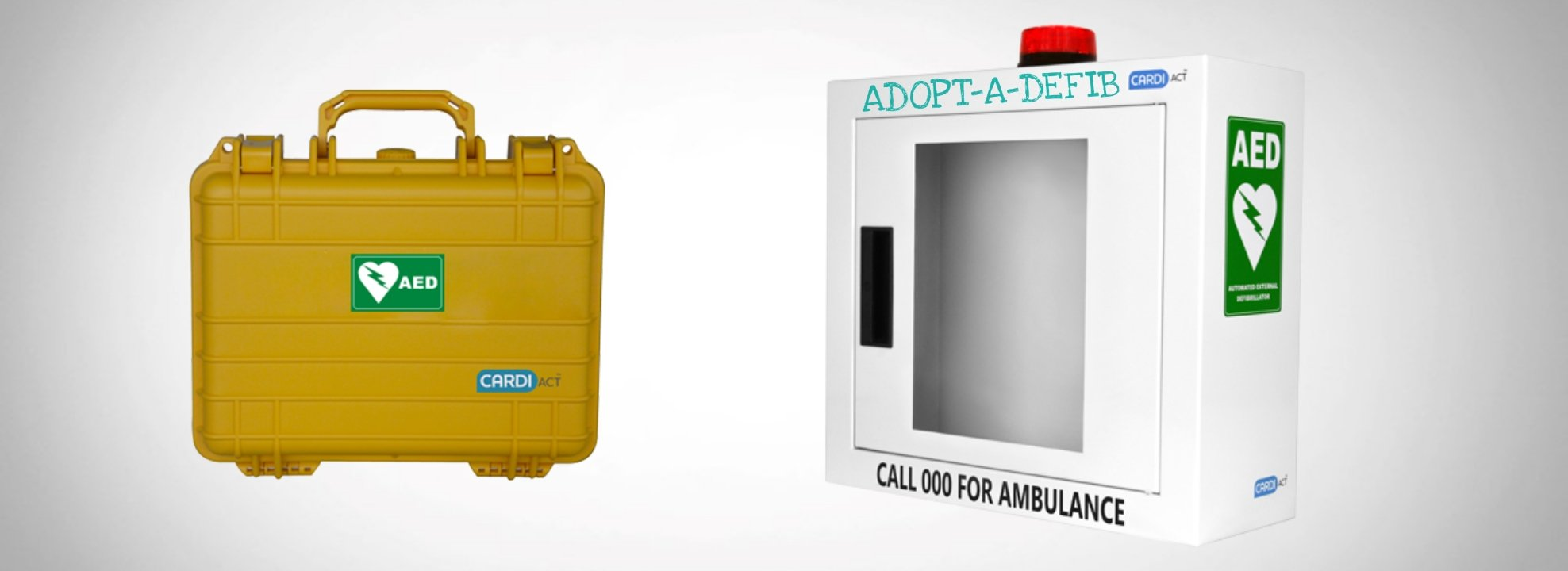 Upgrade to Alarm Strobe Light Cabinet or Waterproof Tough Case