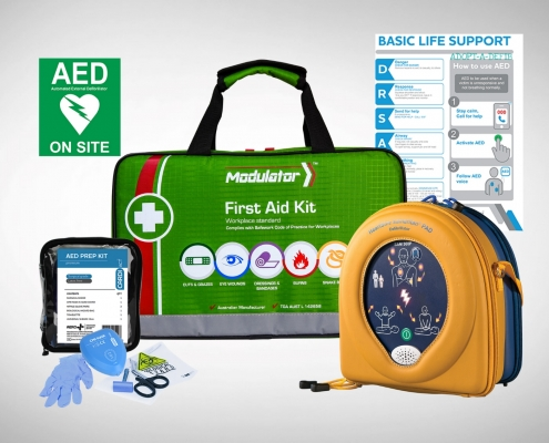 Home Defib package