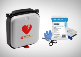 Defibrillator Lifepak cr2 defib only deal