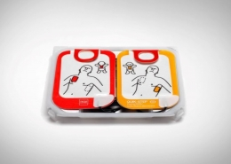 LifePak CR2 Adult Paediatric Pads